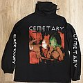 Cemetary Tour hoodie ´95 Hooded Top