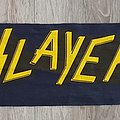 Slayer - World Sacrifice Tour scarf Other Collectable