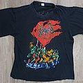 Slayer - Iwo Jima / World Sacrifice Tour shirt
