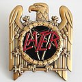 Slayer - Later eagle pin (gold)