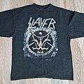 Slayer - TShirt or Longsleeve - Slayer - Divine Intervention tour shirt