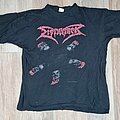 Dismember - TShirt or Longsleeve - Dismember - Pieces tour shirt