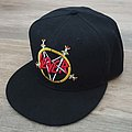 Slayer snapback cap