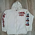 Cannibal Corpse - Hooded Top - Cannibal  Corpse  - Tomb of the mutilated zip hoodie