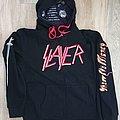 Slayer - Show no mercy zip hoodie Hooded Top