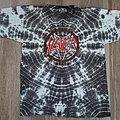 Slayer - Tie dye 90s shirt