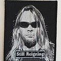Jeff Hanneman Still reigning (grey + black border version)