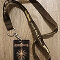 Bolt Thrower - Other Collectable - Bolt Thrower - Those once loyal lanyard
