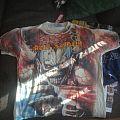 Iron Maiden 1998 TShirt or Longsleeve