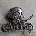 Entombed metal pin Pin / Badge