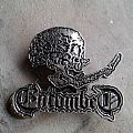Entombed metal pin Pin / Badge