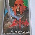 Sodom - In The Sign Of Evil tape Tape / Vinyl / CD / Recording etc