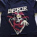 Enforcer - From Beyond tour shirt