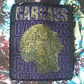 Carcass - Necrohead Vintage Woven Patch