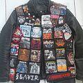 Latest update to my vest Battle Jacket