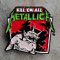 Metallica enamel pin Pin / Badge