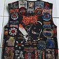 Death Metal vest update #2