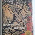Napalm Death - Tape / Vinyl / CD / Recording etc - Napalm Death - Harmony Corruption tape