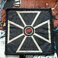 Slayer - Criminally Insane (Iron cross) patch