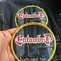 Entombed - Left Hand Path first bootleg patch