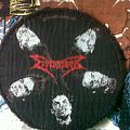 Dismember - Pieces Original Woven Patch
