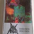Dark Angel - Darkness Descends tape