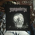 Megadeth - Killing Is My Business original vintage woven patch
