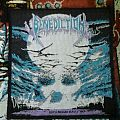 Benediction - Dark Is The Season original woven patch