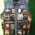Sinister - Battle Jacket - My first battle vest