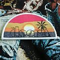 The Doors - Patch - The Doors - Sunshine Beach woven patch
