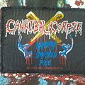 Cannibal Corpse - Hammer Smashed Face Vintage Woven Patch