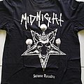 Midnight - Satanic Royalty shirt