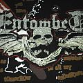 Entombed embroidery backshape (logo backpatch)