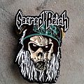 Sacred Reich enamel pin Pin / Badge