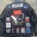 Death Metal Vest update  Battle Jacket