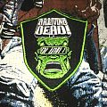 Dr. Living Dead shield bootleg patch