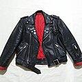 Dismember - Battle Jacket - Echtes Leder