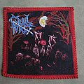 Cruel Force - Patch - Cruel Force - Ancient Black Spirit (old version) woven patch