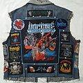 Vulture - Battle Jacket - 80s style vest