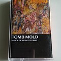 Tomb Mold - Tape / Vinyl / CD / Recording etc - Tomb Mold - Manor Of Infinite Forms tape