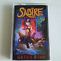 Sabïre - Tape / Vinyl / CD / Recording etc - Sabïre - Gates Ajar tape