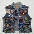 Vulture - Battle Jacket - 80s style vest update