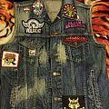Rammstein - Battle Jacket - A work in progress, but damn am i proud