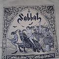 """Sabbat """"Sabbatical Possessitic Hammer"""" Khaki TS"""