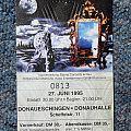 Dream Theater Ticket + Setlist 1995