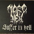 MORDHELL - Suffer in Hell Tape / Vinyl / CD / Recording etc