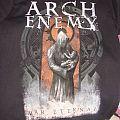 Arch Enemy Tour tshirt