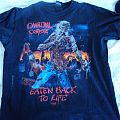 Cannibal Corpse - Eating Back to Life tShirt
