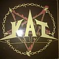Kat - Metal and Hell Ambush Records LP RARE