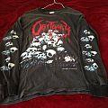 Pile of Skulls Long Sleeve TShirt or Longsleeve